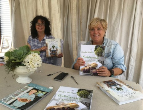 Today's book signing with Carolyn Westbrook